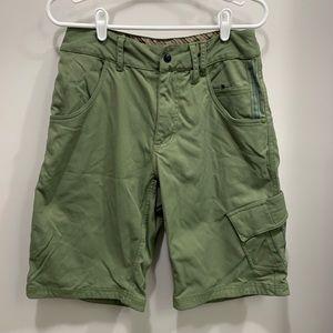 Lululemon Cargo shorts